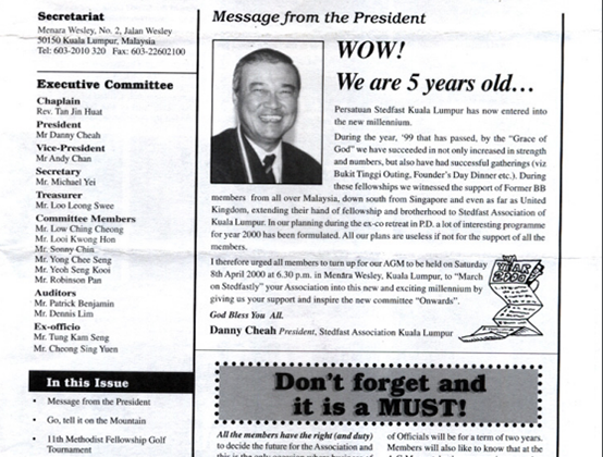 Issue 4 - March 2000