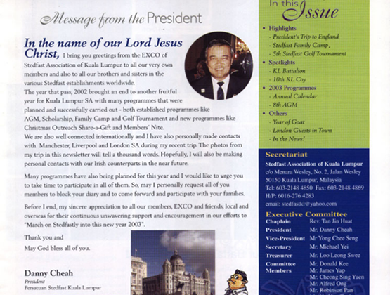 Issue 10 - March 2003