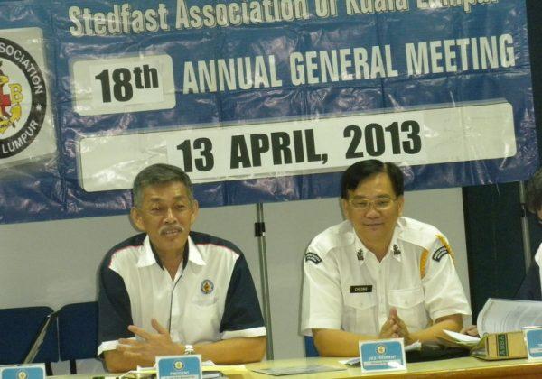 2013 - 18th AGM