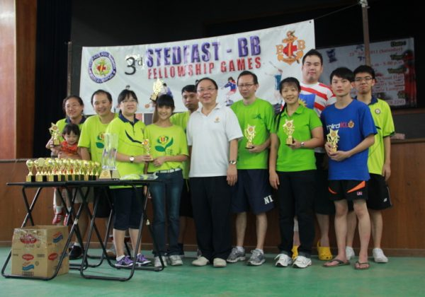 2011 – 3rd Stedfast – BB Fellowship Games