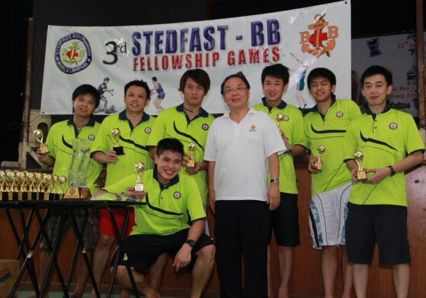 Stedfast-BB Fellowship Games