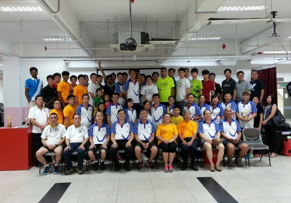2015 – 7th Stedfast – BB Fellowship Games