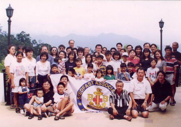 1999 - 2nd Stedfast Camp - Bukit Tinggi Resort