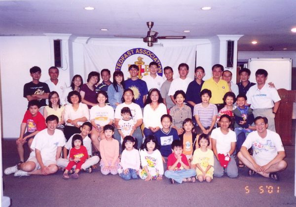 2001 - 4th Stedfast Camp - Selesa Hillhomes Resort