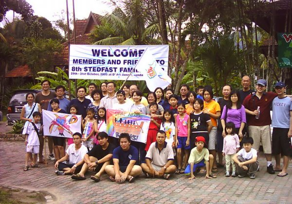 2005 - 8th Stedfast Camp  - Janda Baik