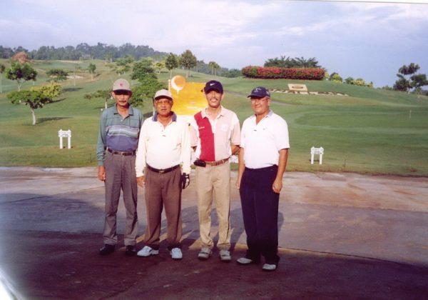 2003 - 6th Stedfast Golf Tournament
