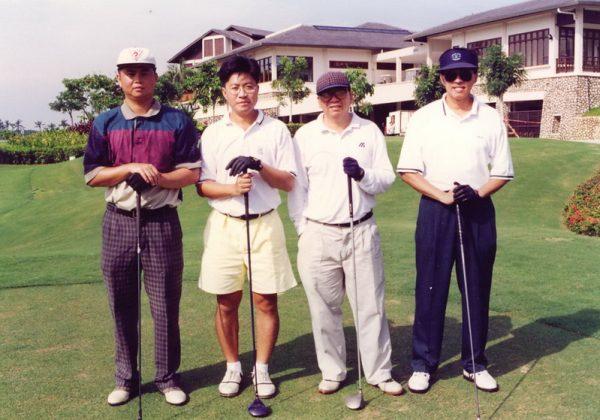 1998 – 1st Stedfast Golf Tournament