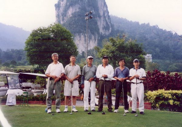 2004 – 7th Stedfast Golf Tournament