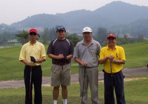 2006 - 9th Stedfast Golf Tournament