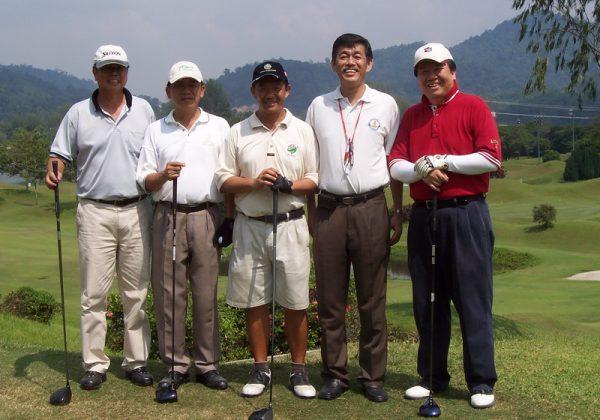 2007 – 10th Stedfast Golf Tournament