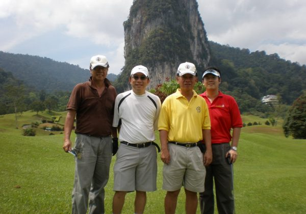 2009 – 12th Stedfast Golf Tournament