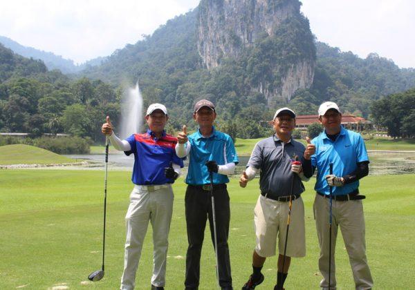 2017 – 20th Stedfast Nozomi Golf Tournament