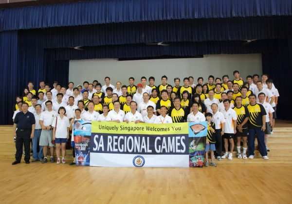 2009 – 2nd Stedfast Regional Games (Singapore)