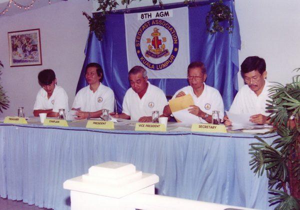2003 - 8th AGM
