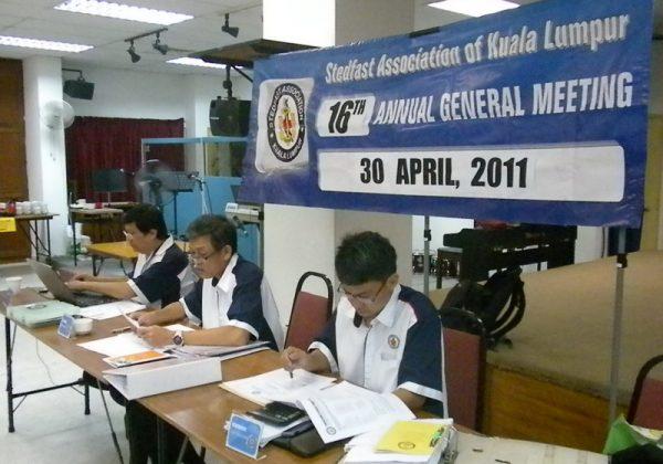 2011 - 16th AGM