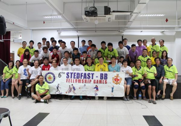 2014 – 6th Stedfast – BB Fellowship Games