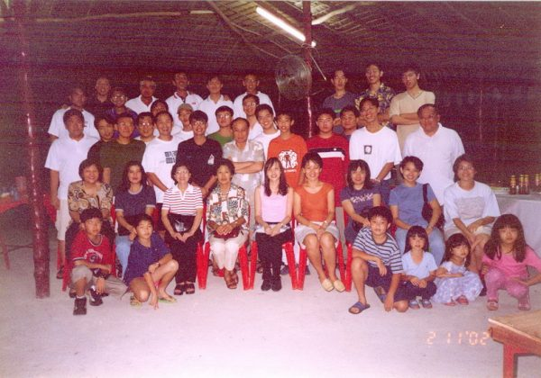 2002 - 5th Stedfast Camp - Palm Spring Golf & Country Resort