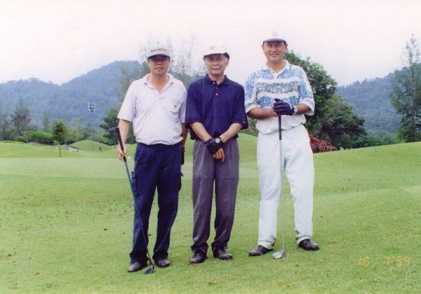1999 – 2nd Stedfast Golf Tournament