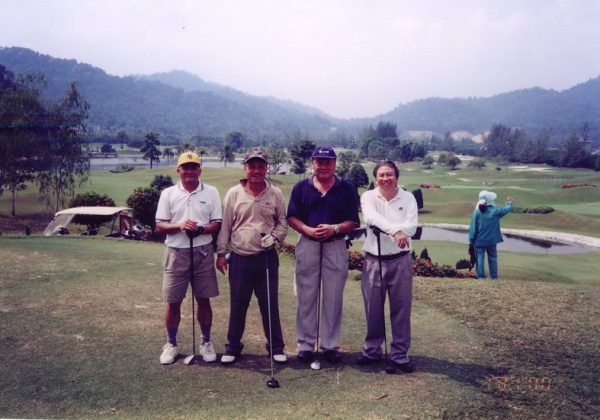 2000 – 3rd Stedfast Golf Tournament