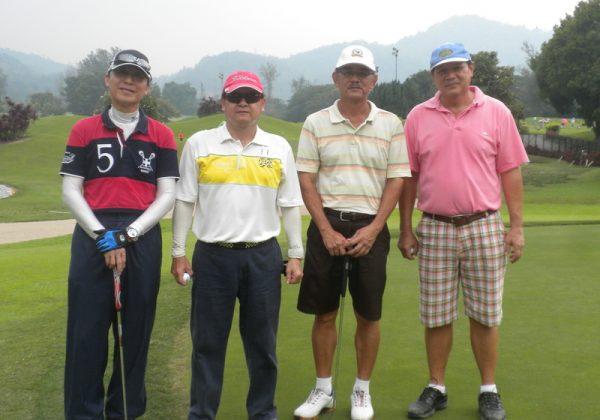 2013 – 16th Stedfast Golf Tournament