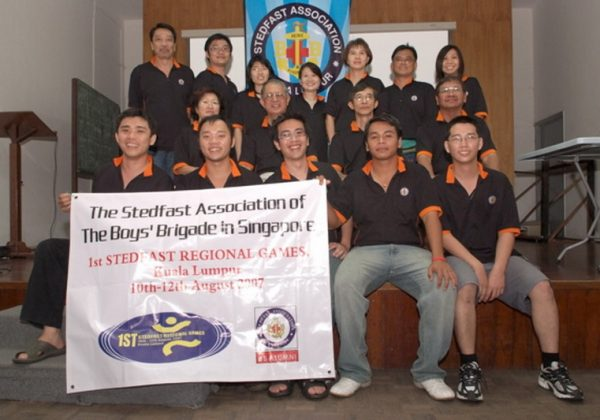 2007 – 1st Stedfast Regional Games (Kuala Lumpur)