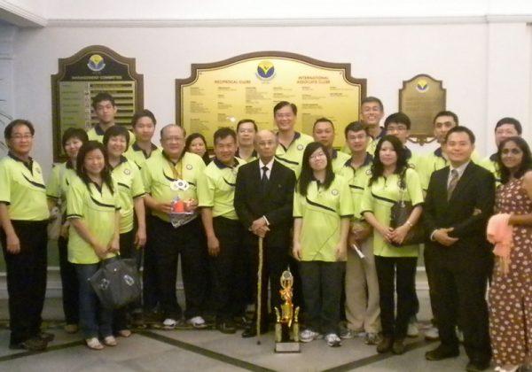 2011 – 3rd Stedfast Regional Games (Kuching)